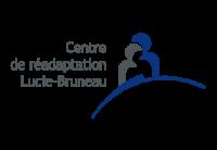 Logo : Centre de réadaptation Lucie-Bruneau