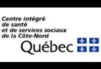 Logo : CIUSSS Côte-Nord