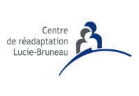 Lucie bruneau center logo