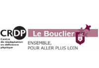 CRDP Le bouclier logo