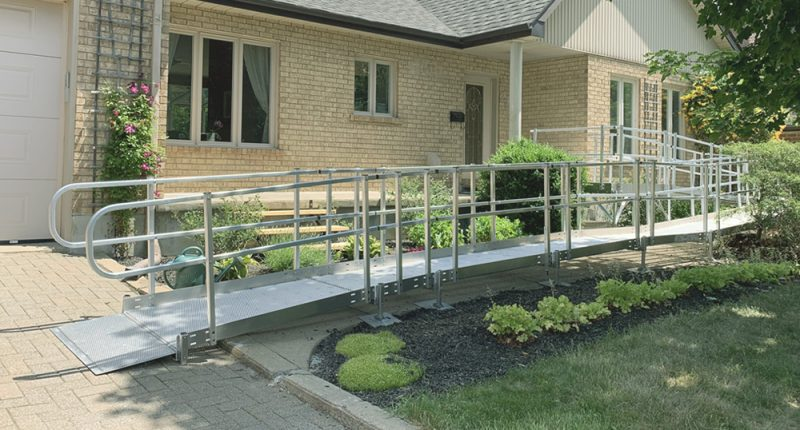 Go rampe has been manufacturing and installing access ramps for people who are disabled or of reduced mobility