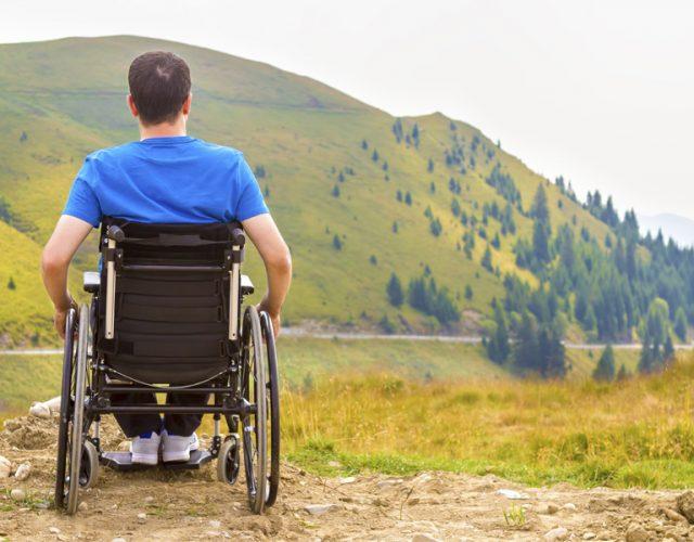 Sorties et activités extérieures pour une personne à mobilité réduite - Go Rampe